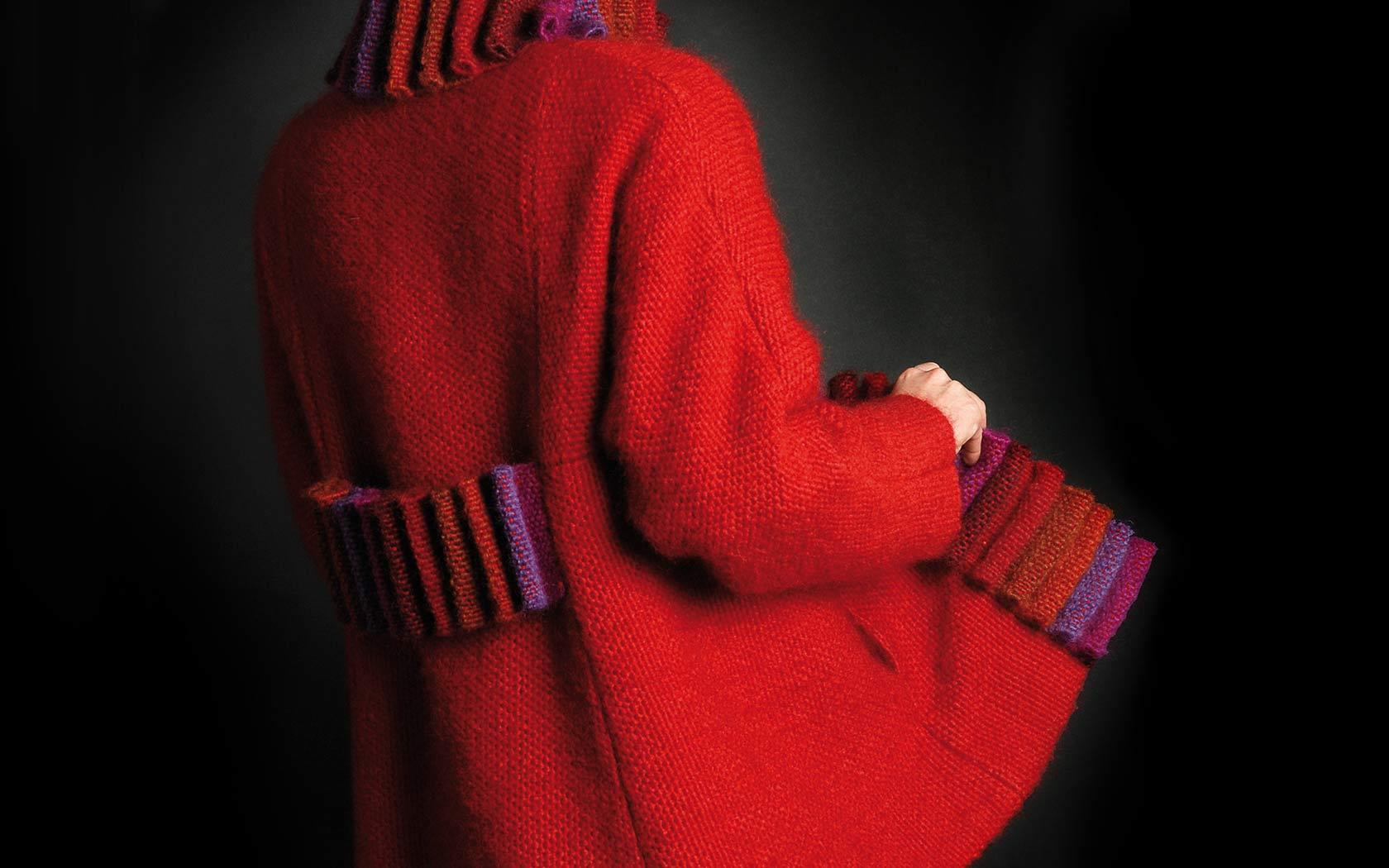 giacca lucia boni