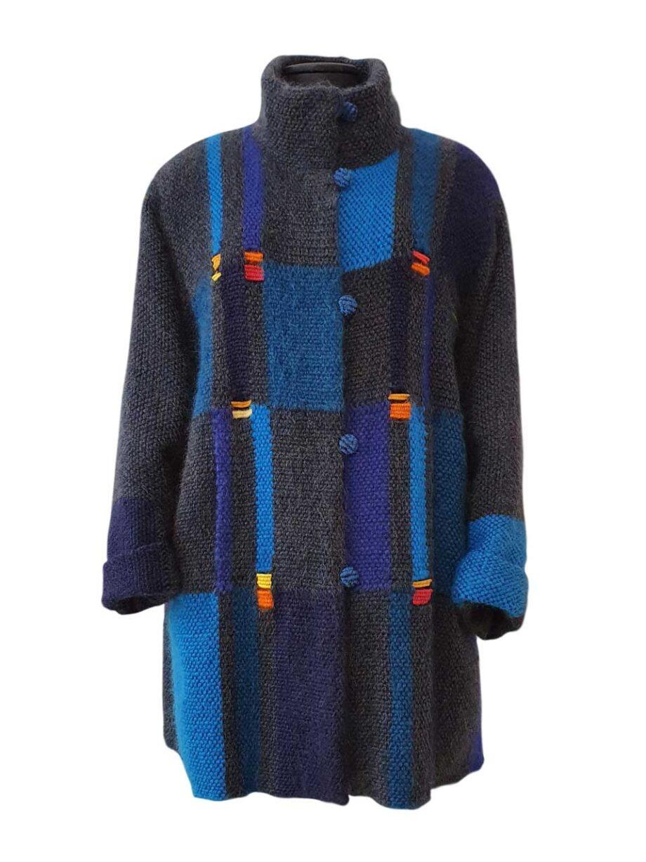 giacca colorini blu